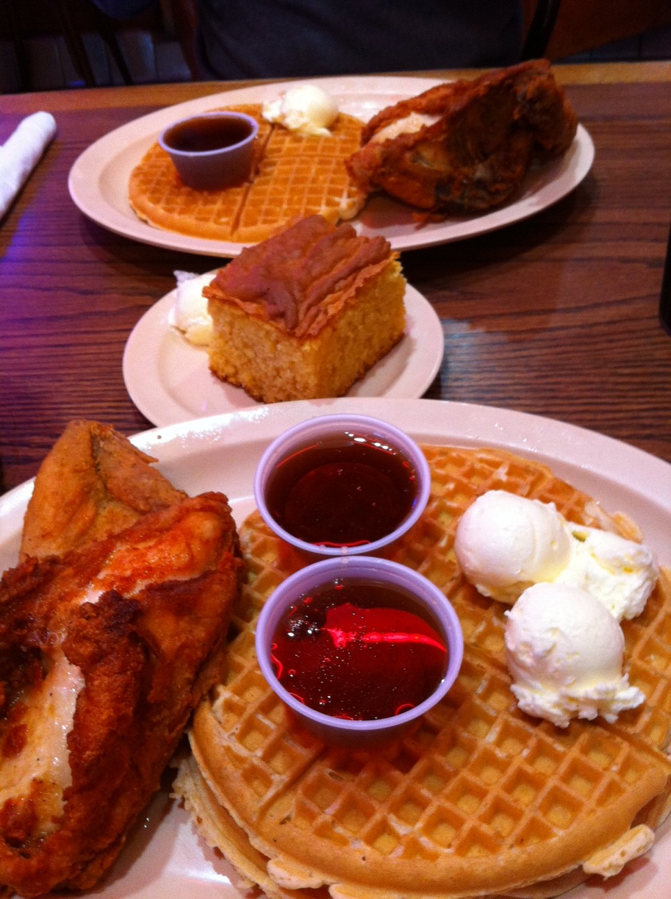 Roscoe's House of Chicken and Waffles | shellevation